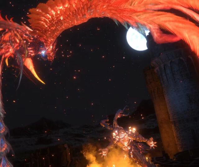 Final Fantasy XVI - Awakening Trailer _ PS5 2-58 screenshot
