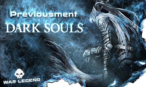 Vignette previousment Dark Souls
