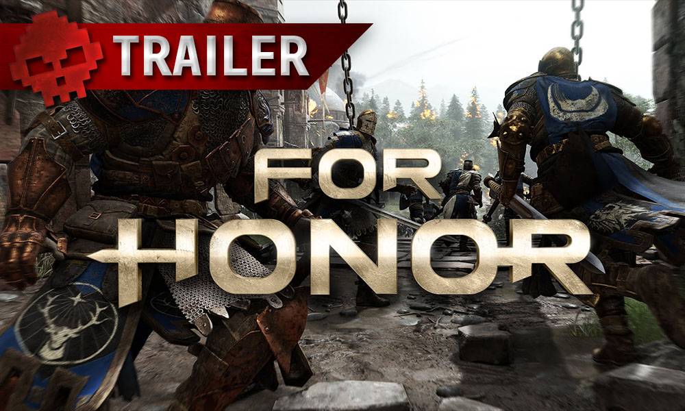 For Honor - Les guerriers partent au comabt