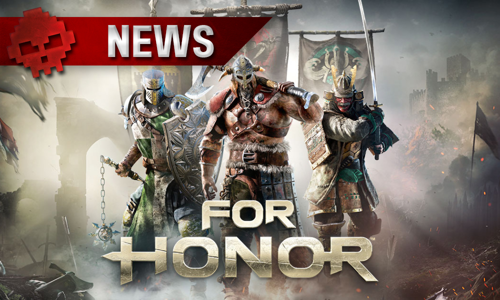 For Honor - Internet obligatoire... même en solo trois guerriers avec leurs bannières