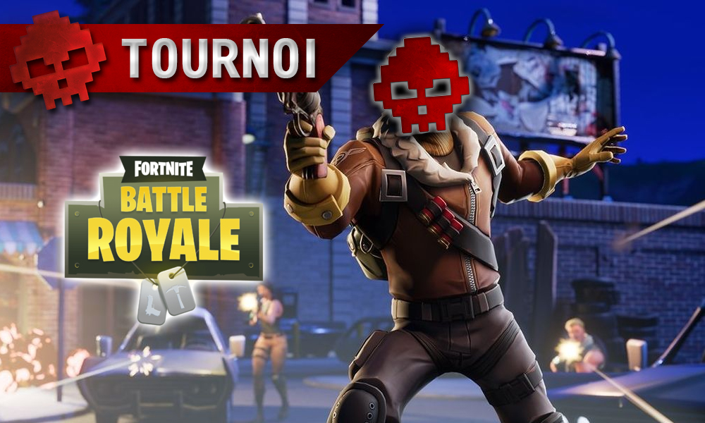 Fortnite Battle Royale War Legend's tournaments vignette
