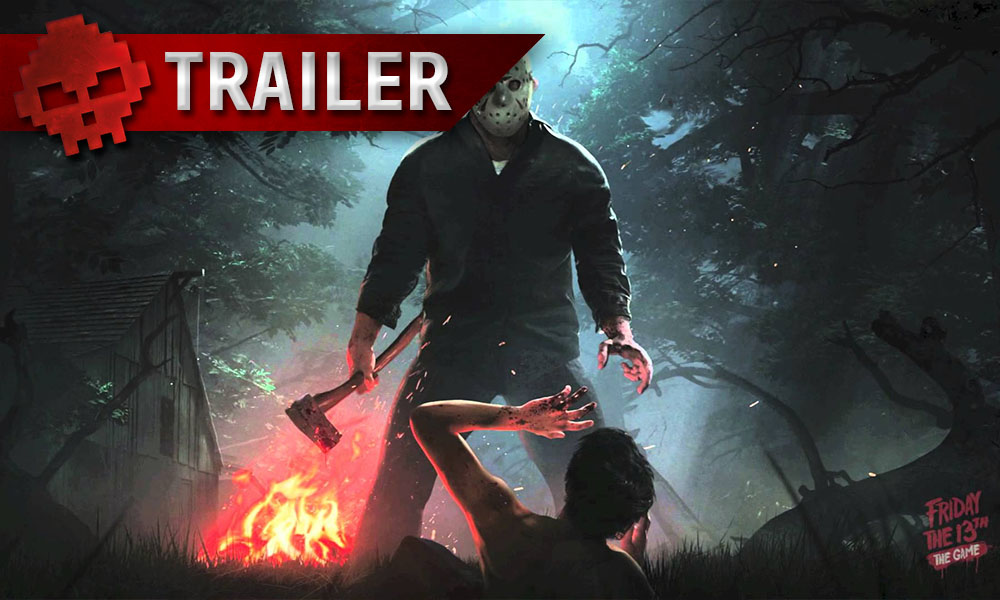 Friday the 13th: The Game - Le jeu dévoile sa date de sortie avec un trailer qui tranche dans le vif