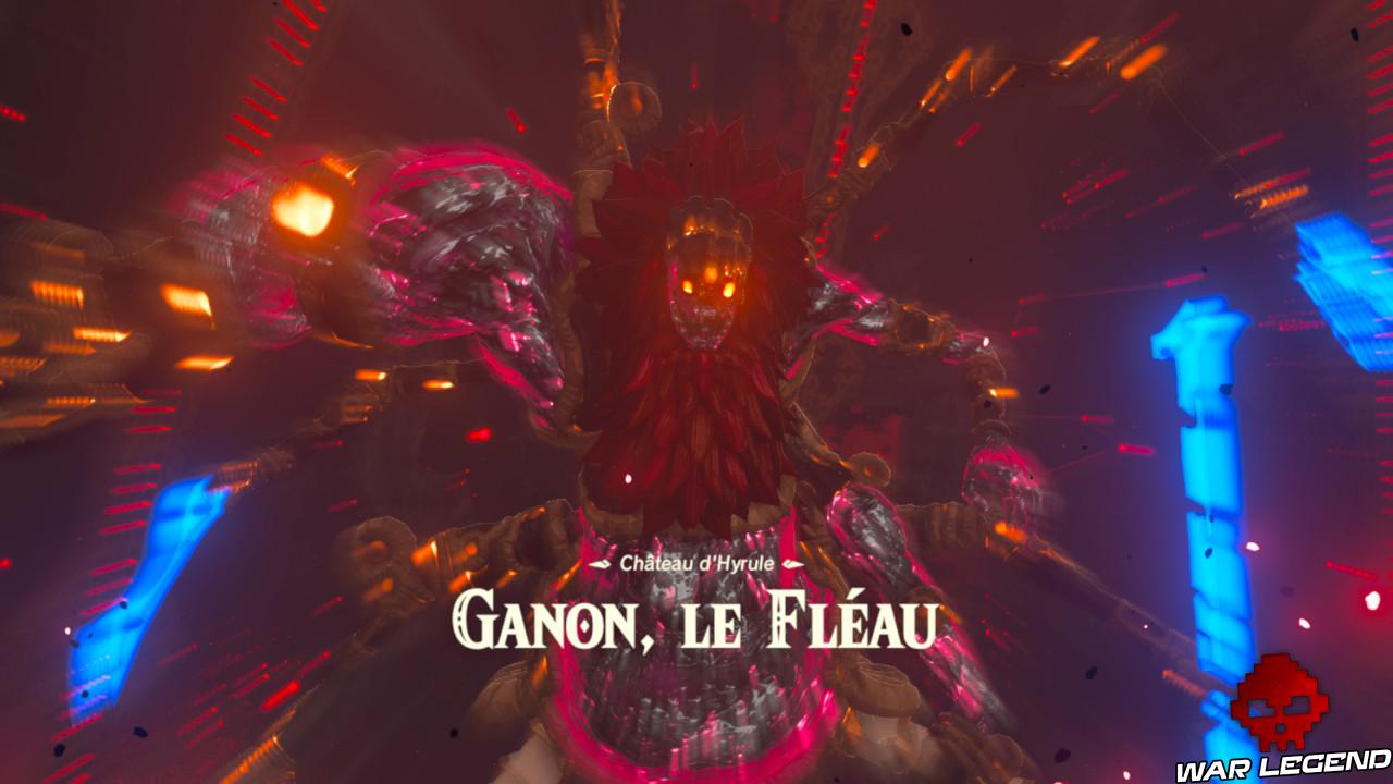 Soluce The Legend of Zelda: Breath of the Wild - Abattre Ganon partie 3 ganon le fléau