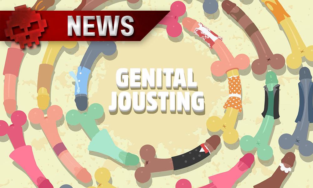 Genital Jousting - Le jeu vidéolubrique dont vous avez toujours rêvé
