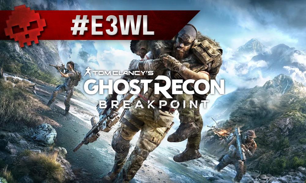 Vignette Ghost Recon Breakpoint E3