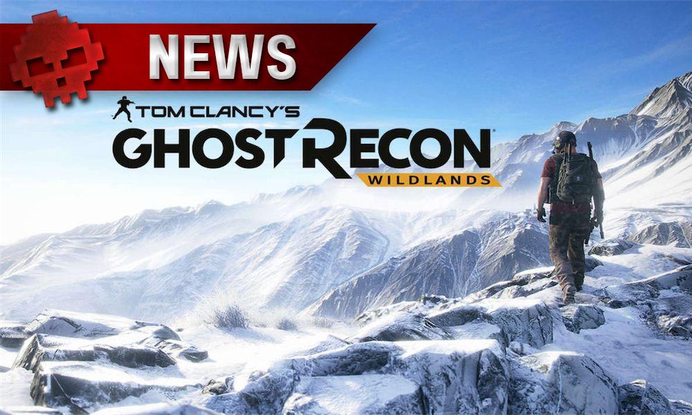 Ghost Recon: Wildlands - Préchargement de la bêta ouverte disponible- soldat armé au sommet d'une montage enneigée