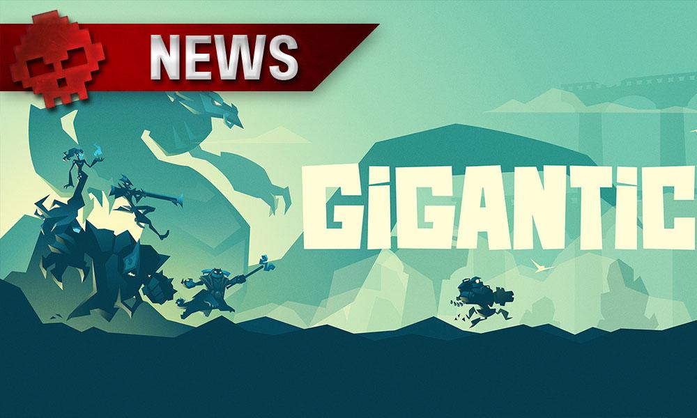 Gigantic - La bêta ouverte du MOBA arrivera en décembre