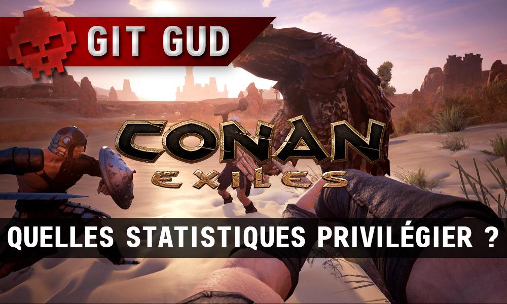 Tous les guides Conan Exiles