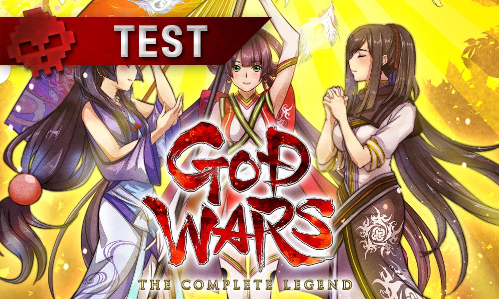 La princesse Kaguya et ses deux soeurs dans God Wars