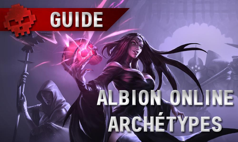 Guide Albion Online Archétypes War Legend