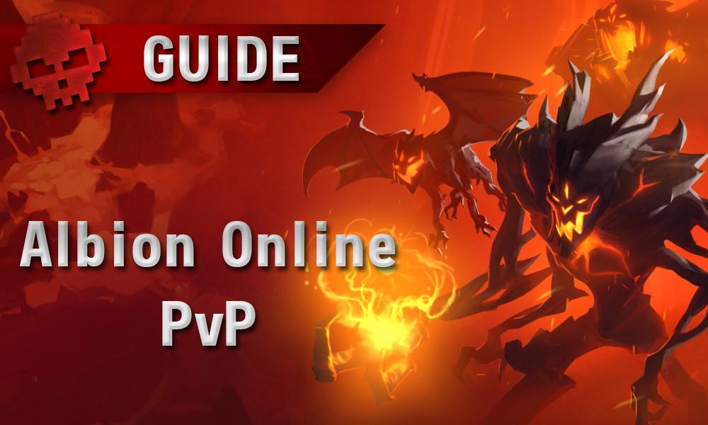 Guide Albion Online PvP War Legend