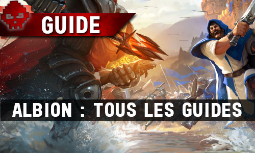 Guide Albion Online War Legend