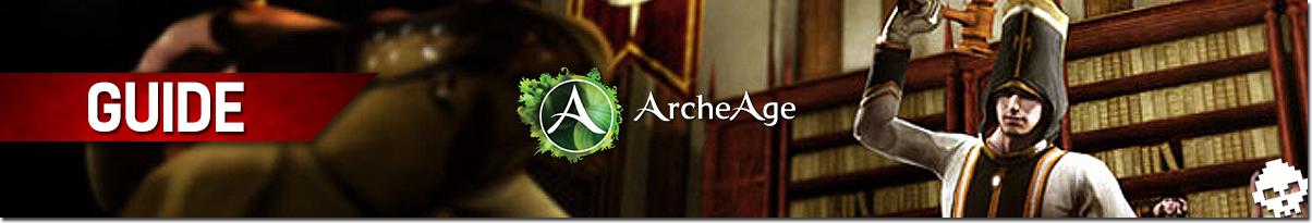 Guide ArcheAge Devenir Juré Banner