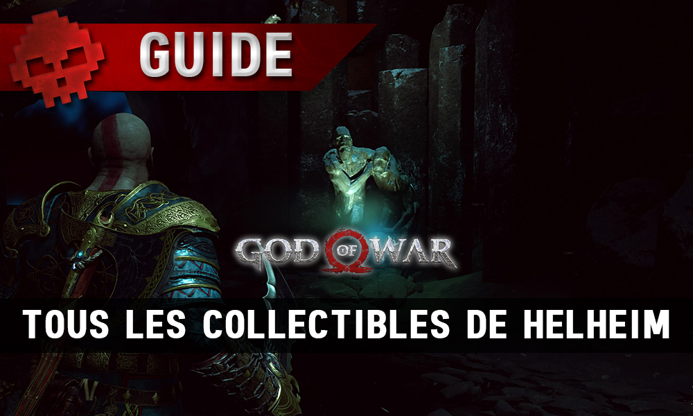 Guide God of War collectibles helheim vignette