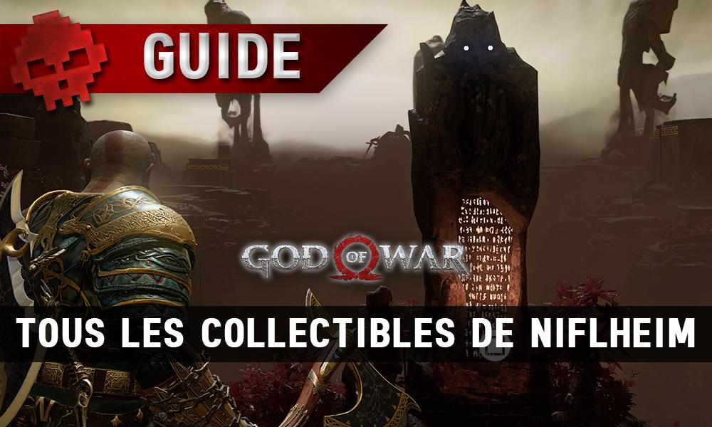 Guide God of War collectibles niflheim vignette soluce