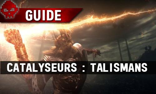 Guide WL Dark Souls Talismans