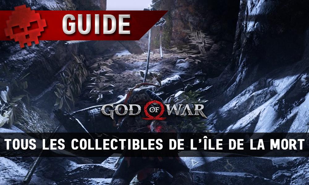 Guide collectibles god of war île de la mort vignette1 soluce