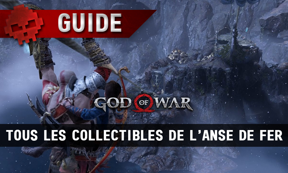 Guide collectibles god of war anse de fer vignette soluce