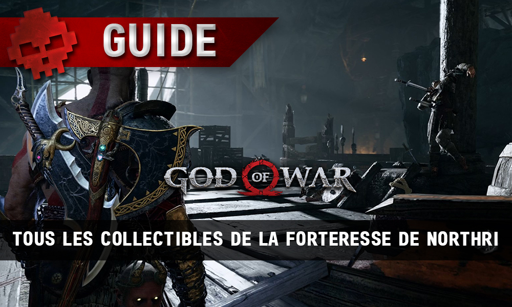 Guide collectibles god of war forteresse de norhtri vignette