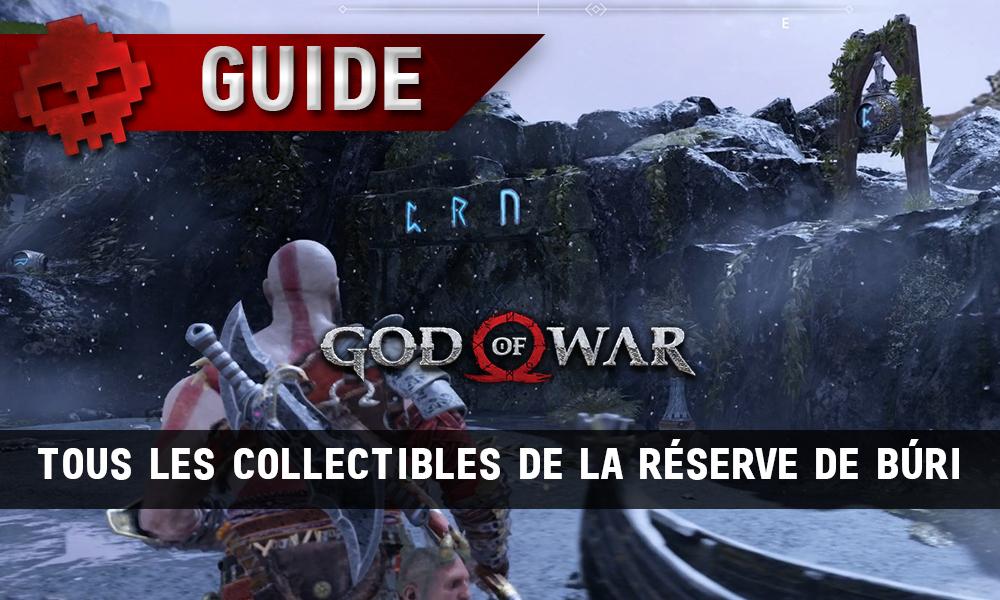 Guide collectibles god of war réserve de buri vignette soluce