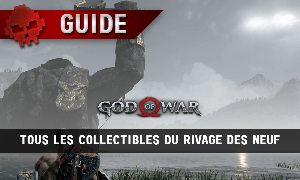 Guide collectibles god of war rivage des neuf vignette soluce