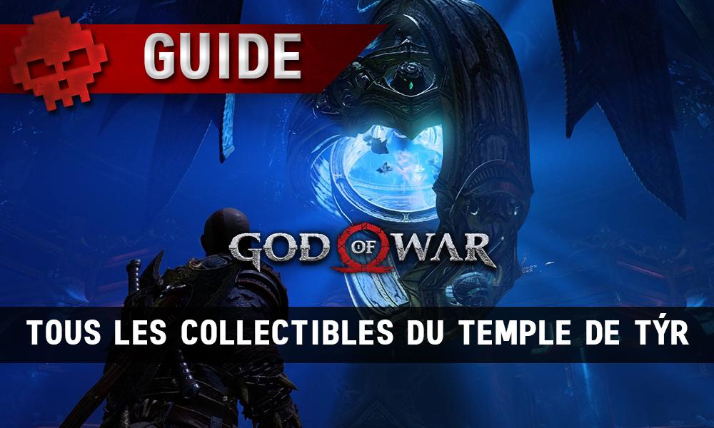 Guide collectibles god of war temple de tyr vignette soluce