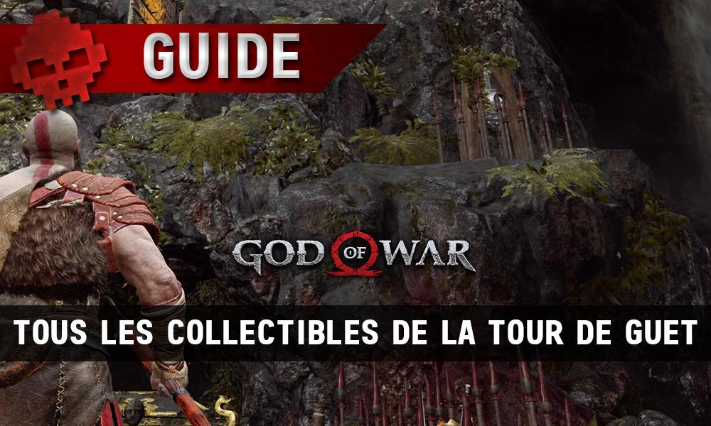 Guide collectibles god of war tour de guet vignette soluce