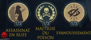 Guide compétences Assassin's creed odyssey assassin 2