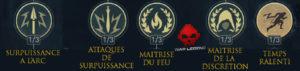 Guide compétences Assassin's creed odyssey global