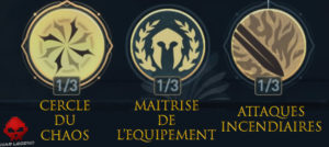 Guide compétences Assassin's creed odyssey guerrier 3
