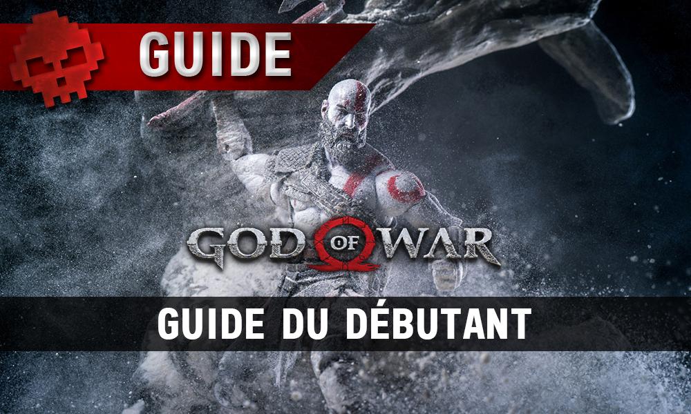Guide débutant God of War