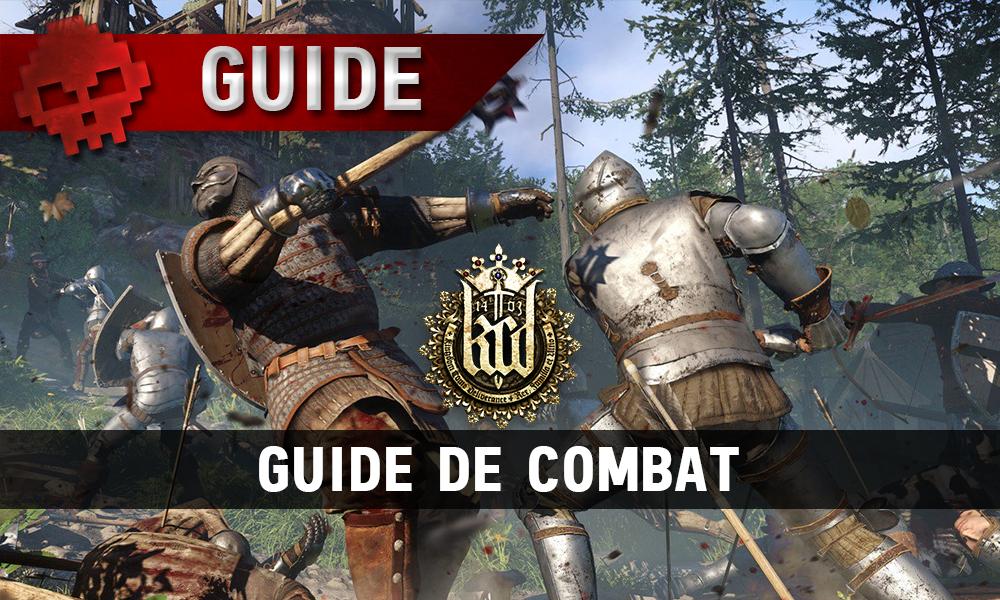 Kingdome come deliverance vignette guide de combat