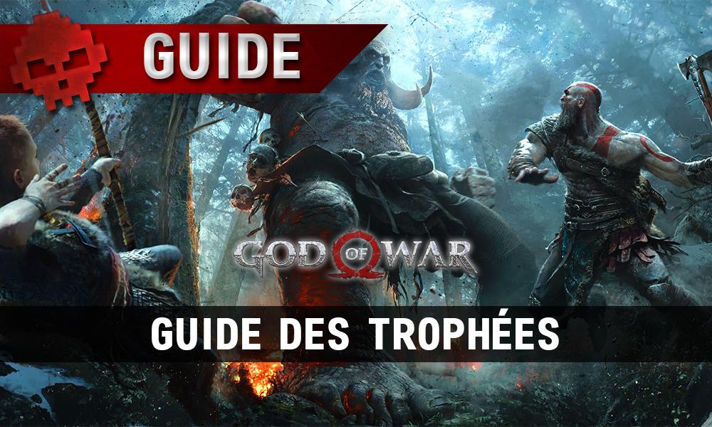 Guide des trophées God of War vignette