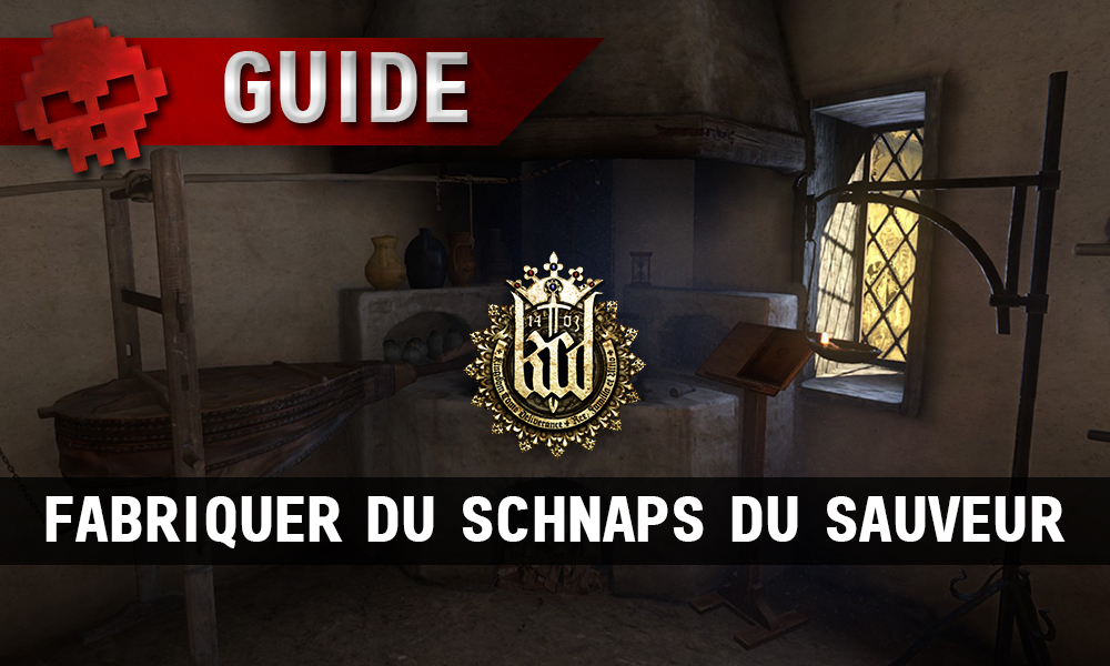 kingdome come deliverance guide schnaps du sauveur