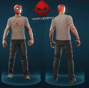 Guide spider-man costume ESU
