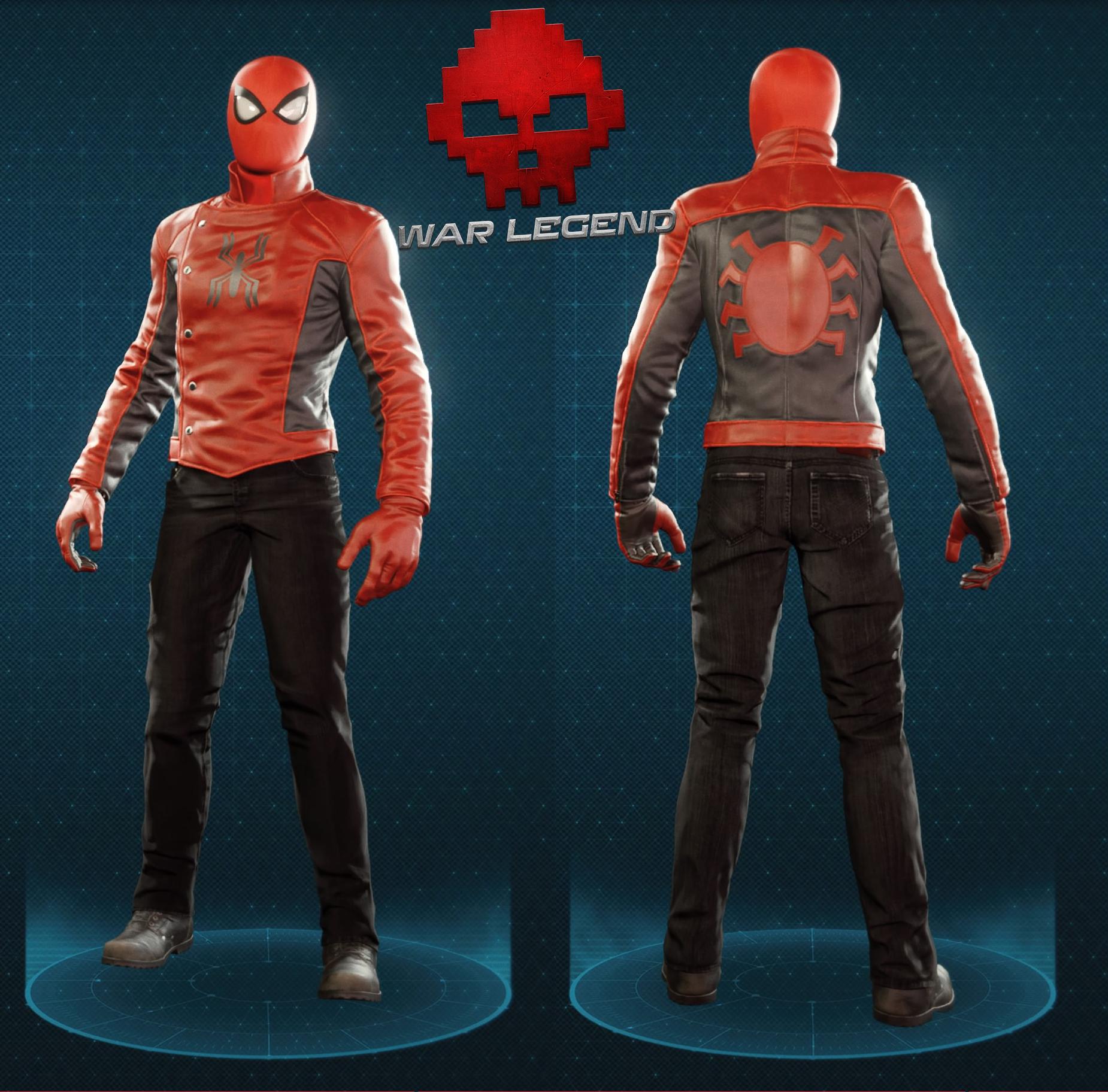 Guide spider-man costume dernière chance