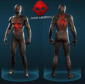Guide spider-man costume noir