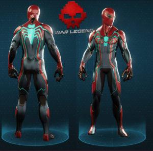 Guide spider-man costume vélocité