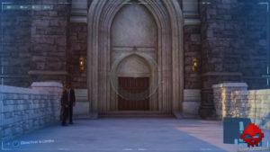 Spider-Man photo secrète Eglise de l'Intercession