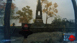 Spider-Man photo secrète Memorial