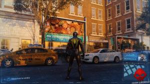 Spider-Man photo secrète El museo del barrio