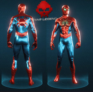 Guide spider-man spider-armure mkiv