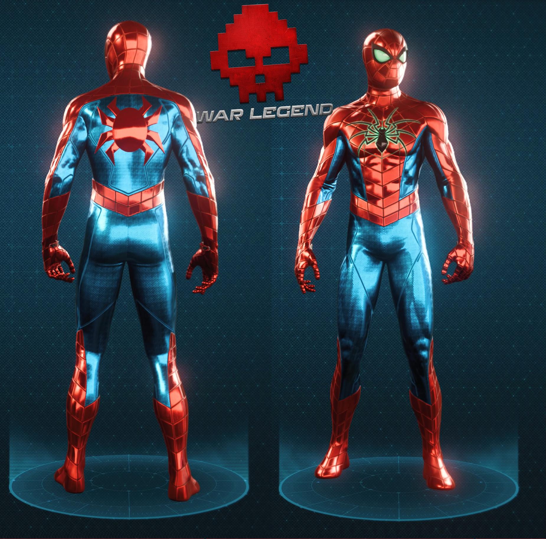 Guide spider-man spider-armure mkiv