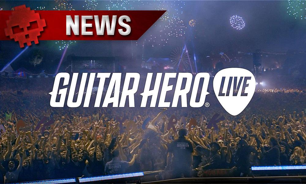 Guitar Hero Live - Les développeurs quittent Activision et sont rachetés par Ubisoft