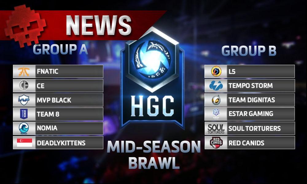 HoTS - La phase finale du Mid-Season Brawl a commencé