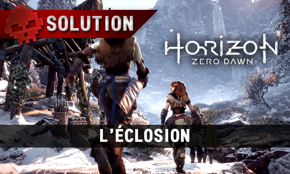 Soluce complète de Horizon: Zero Dawn