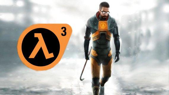 Half-Life 3 artwork