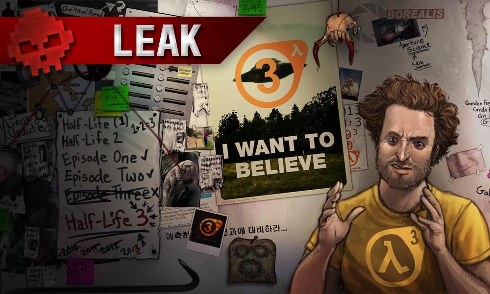 Half-Life 3 - Des prototypes ont été développés