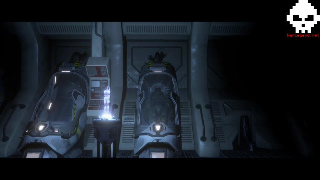Halo 3 hibernation