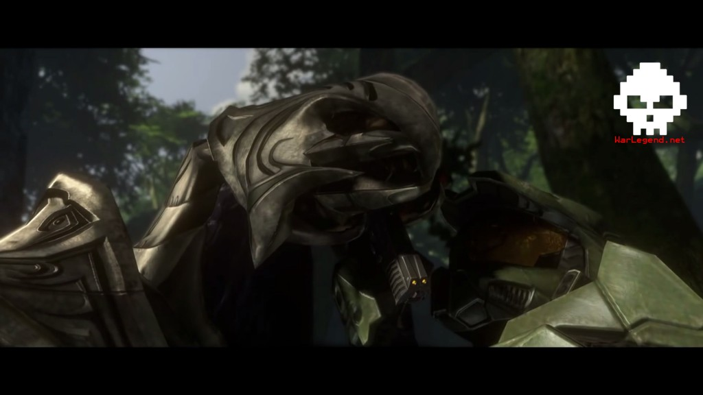 Halo 3 spartan arbiter